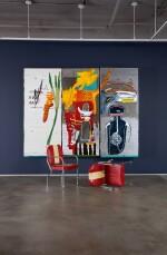 Jean-Michel Basquiat 尚・米榭・巴斯基亞 | Untitled 無題