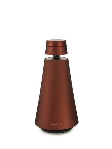 Bang & Olufsen, BeoSound 1 Wireless Speaker System, Maroon