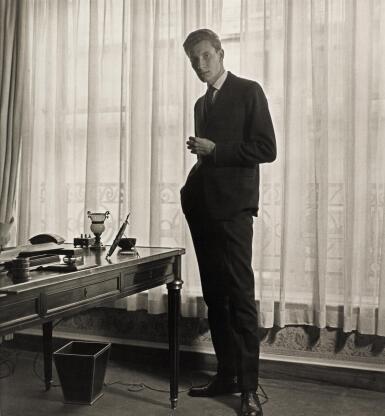 HORST P. HORST | 'YVES SAINT LAURENT AT DIOR', 1958