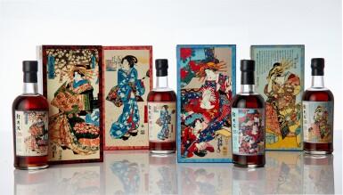 View 1. Thumbnail of Lot 5514. 輕井澤 Karuizawa 35 Year Old Geisha The Splendid Age Collection 1981 (4 BT70)     .