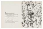 MARC CHAGALL | THE CIRCUS: ONE PLATE (M. 509; SEE C. BKS. 68)