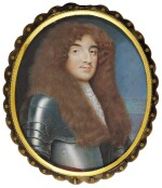 ENGLISH SCHOOL, CIRCA 1670 | PORTRAIT OF A GENTLEMAN