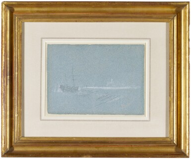 View 3. Thumbnail of Lot 17. JOSEPH MALLORD WILLIAM TURNER, R.A.  |  OFF MARGATE, 1840.