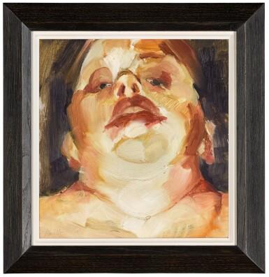 View 2. Thumbnail of Lot 16. Self-Portrait (Head Study).