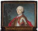 ATTRIBUTED TO JOHN DANIEL KAMM | Portrait of Charles Edward Stuart 'Bonnie Prince Charlie' (1720-1788)