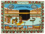 Mecca, Medina and the Hajj. A collection of 41 prints and posters