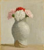 Carnations in a Jar