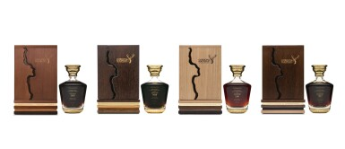 View 1. Thumbnail of Lot 52. Gordon & MacPhail Private Collection Decanters & Experience .
