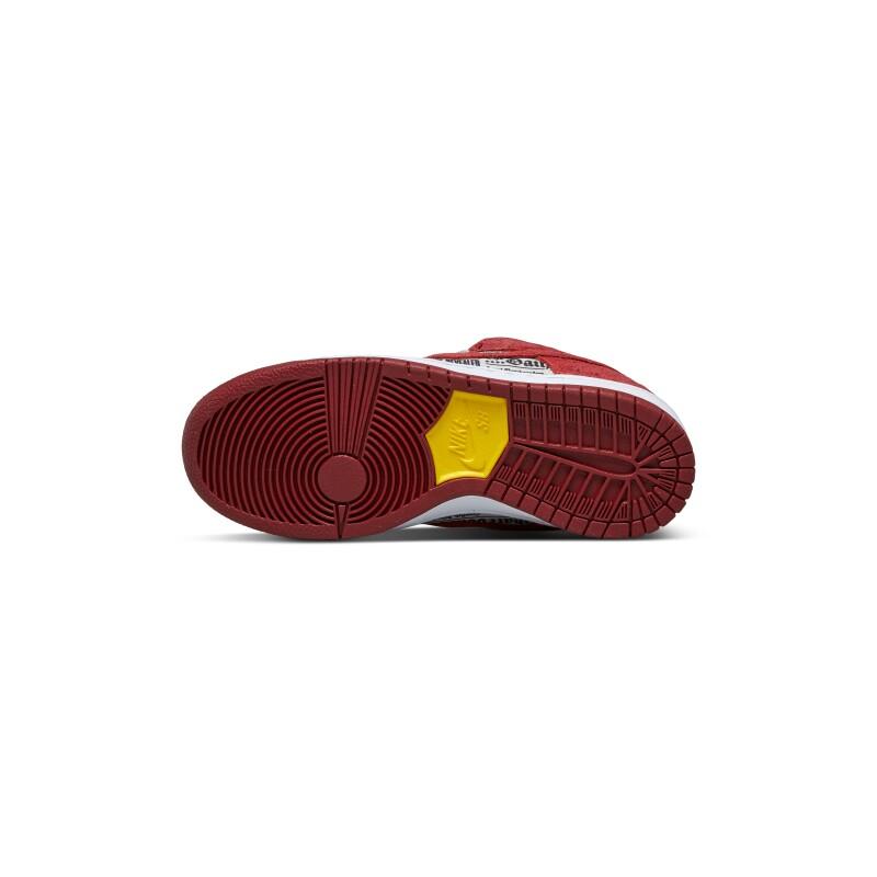 Nike Dunk SB Low Rukus Crawfish
