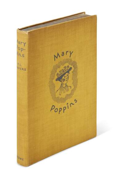 View 5. Thumbnail of Lot 265. Travers, Mary Poppins, 1934.