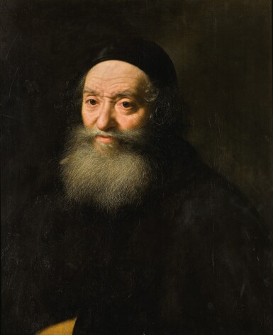View 1. Thumbnail of Lot 26. Portrait of Jacques Boyceau (1560-1633).