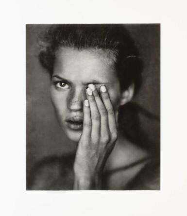 View 2. Thumbnail of Lot 1. Kate for Harper's Bazaar, New York, 1993.