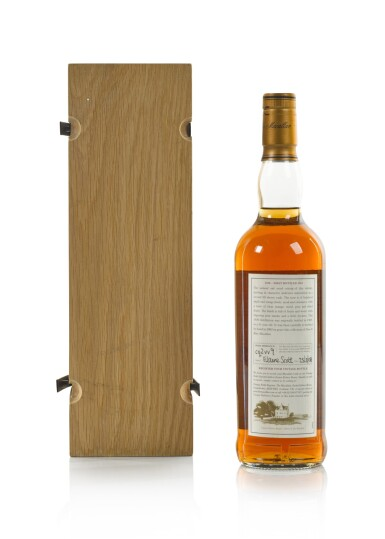 View 2. Thumbnail of Lot 10. The Macallan Fine & Rare 31 Year Old 43.0 abv 1938 .