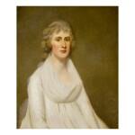 CIRCLE OF SIR HENRY RAEBURN, R.A. | PORTRAIT OF LADY SEATON