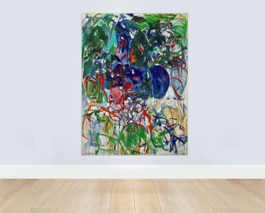 View 7. Thumbnail of Lot 1114. Joan Mitchell 瓊・米切爾 | Untitled 無題.