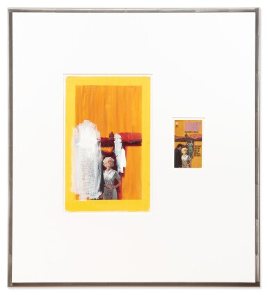 View 1. Thumbnail of Lot 79. RICHARD PRINCE   UNTITLED (ALMOST ORIGINAL).