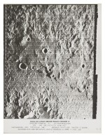 LUNAR ORBITER IV. MOUNTAINS AND CRATERS SURROUNDING THE MARE ORIENTALE, 1967.
