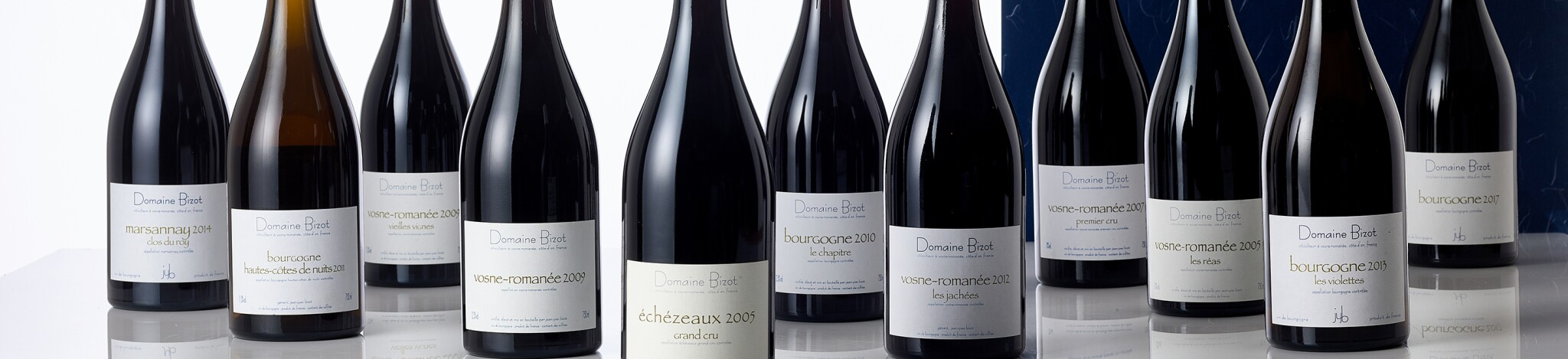 Vine | A Breathtaking Collection of Domaine Bizot + More
