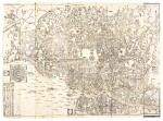 Tokyo | a collection of 5 maps, 1761-1888