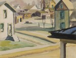 CHARLES EPHRAIM BURCHFIELD | HOUSES