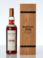 The Macallan Fine & Rare 22 Year Old 58.2 abv 1990 (1 BT70)