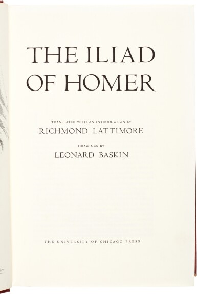 """View 2. Thumbnail of Lot 48. Homer 