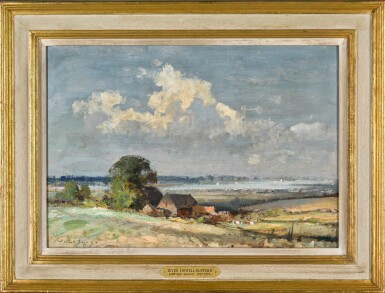 View 2. Thumbnail of Lot 81.  The River Orwell, Suffolk.