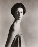 RICHARD AVEDON   'MARELLA AGNELLI, NEW YORK STUDIO', DECEMBER, 1953