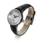 KRONOTYPE |  REF MDQS-1F V2S    LIMITED EDITION TITANIUM WRISTWATCH WITH DATE AND DIAMOND-SET DIAL   CIRCA 2010