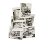 [LUNAR MODULE]. ARCHIVE OF VINTAGE PHOTOGRAPHS DOCUMENTING THE APOLLO LUNAR MODULE, CA 1962-1969