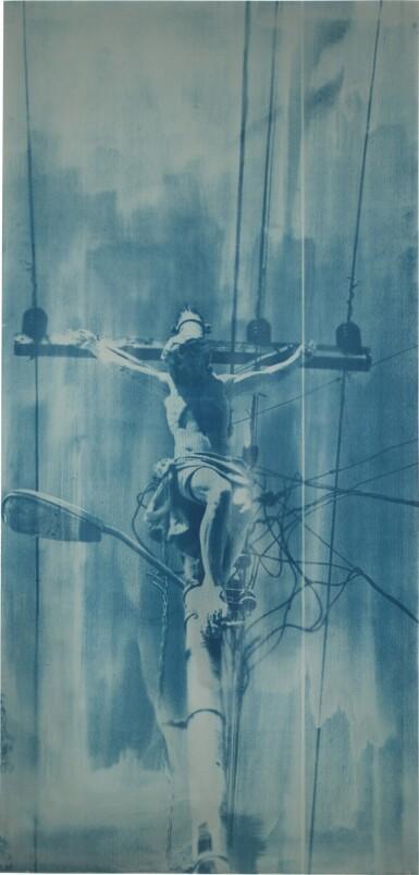 View 1. Thumbnail of Lot 41. Electric Jesus.