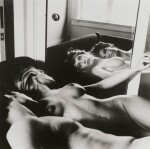 HELMUT NEWTON | COUPLE REFLECTED IN MIRROR, 1989