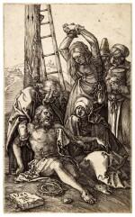 The Lamentation (B., M., Holl. 14)