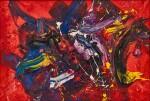 Kazuo Shiraga 白髮一雄   Yougen 妖幻