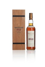 The Macallan Fine & Rare 52 Year Old 51.7 abv 1950