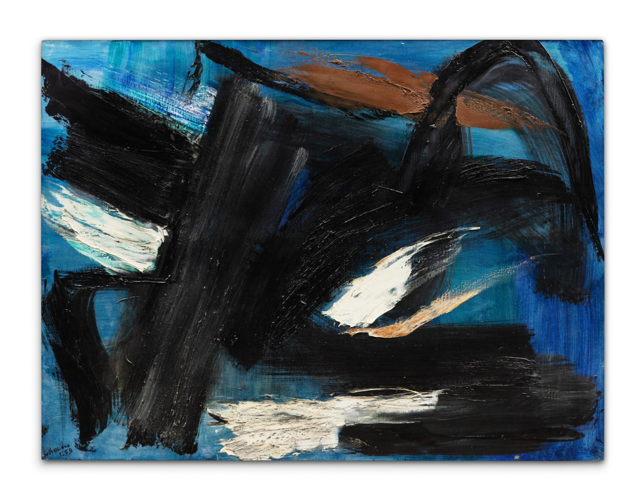 View 1 of Lot 174. Composition (Opus 29 D)      .