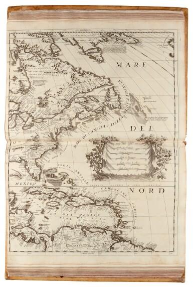 View 3. Thumbnail of Lot 21. CORONELLI   Atlante Veneto, 1691.