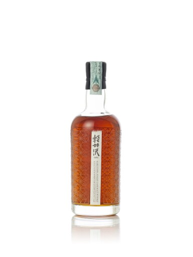 View 3. Thumbnail of Lot 7660. 輕井澤Karuizawa Single Malt Whisky Aged 50 Years - Sherry Cask #2372 1965 (1 BT70).