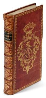 Liburnio, Le occorrenze humane, Venice, heirs of Aldus, 1546, red morocco gilt, Foscarini-Beckford copy