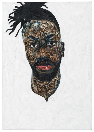 AMOAKO BOAFO | SELF PORTRAIT