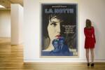 La Notte (1961) poster, Italian