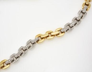 DIAMOND NECKLACE (COLLANA IN DIAMANTI), POMELLATO