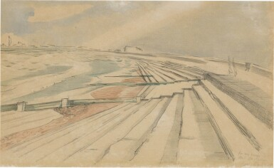 View 1. Thumbnail of Lot 614. PAUL NASH | DYMCHURCH.