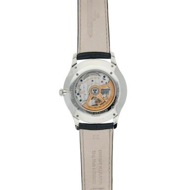View 5. Thumbnail of Lot 133.  Reference 174.8.90.S Master Grande  A stainless steel wristwatch, Circa 2017 .