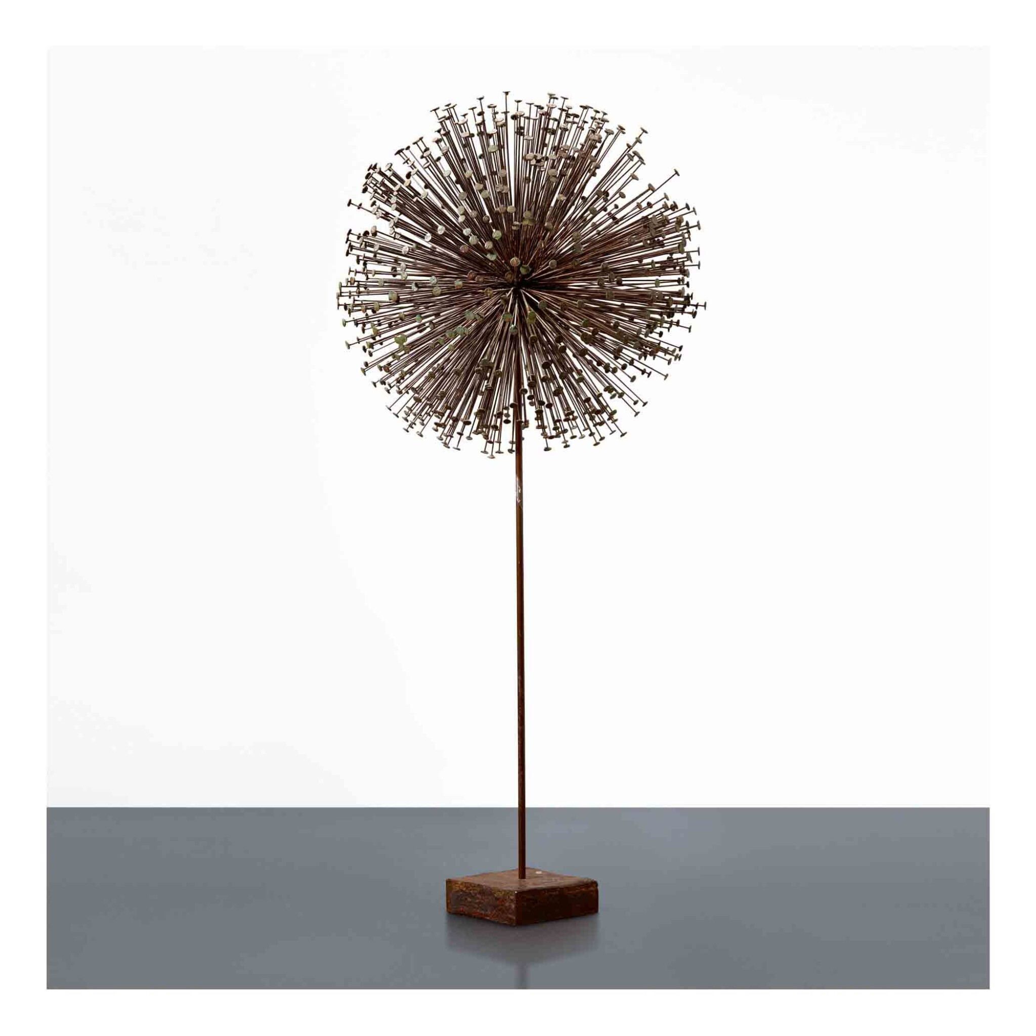 View 1 of Lot 422. Untitled (Dandelion).