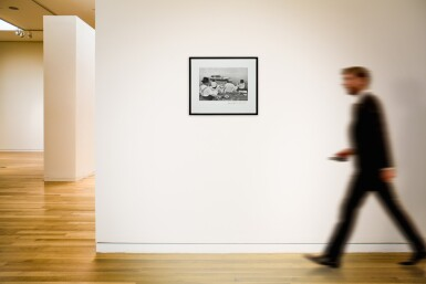 View 4. Thumbnail of Lot 33. HENRI CARTIER-BRESSON | ON THE BANKS OF THE MARNE.