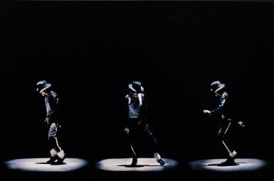 View 1. Thumbnail of Lot 199. Michael Jackson, Chicago 1988.