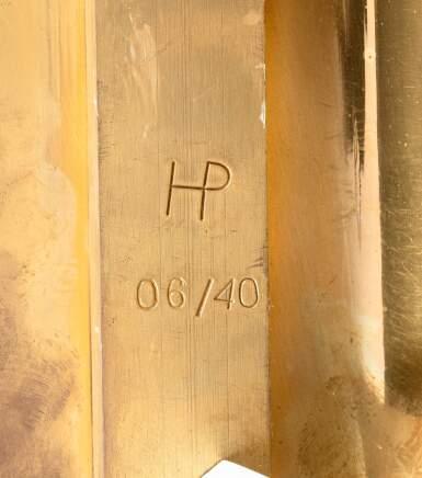 PHILIPPE HIQUILY | ARMCHAIR, DESIGNED IN 1971, EXECUTED IN 2004 [FAUTEUIL, LE MODÈLE CRÉÉ EN 1971, RÉALISÉ EN 2004]