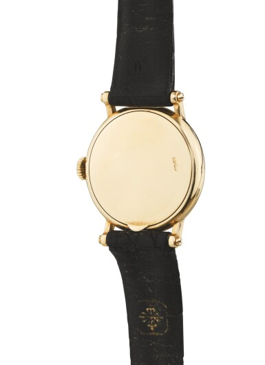 PATEK PHILIPPE | LADY'S GOLD WRISTWATCH, 4860 [MONTRE BRACELET DE DAME EN OR]