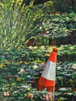 BANKSY  | SHOW ME THE MONET